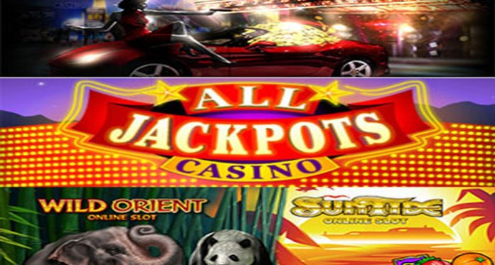 All Jackpots Action Stacked, Dynamite Surprise Bonuses