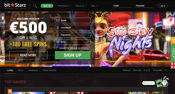 Choose the Pixie or the Pirate and Play with 50 Free spins at Bitstarz