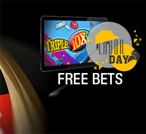 Labor Day at Intertops, 20 Free Bets + Free Spins and Match Bonuses