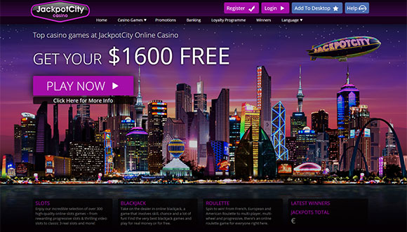 Two New Slot Additions to Jackpot City Casino – $1600 Free to Play!