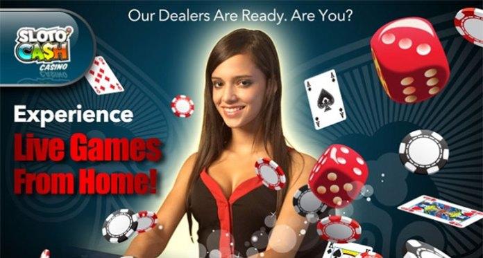 Sloto'Cash Goes Live Dealer, New Snowmania Slots and November Bonuses