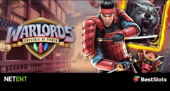 Play NetEnt's Epic New Slot Warlords - Crystals of Power™