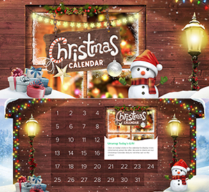 BitStarz Wishes You a Very Merry Christmas Calendar Bonus