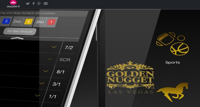 Golden Nugget Casino's New Mobile Sports Betting App