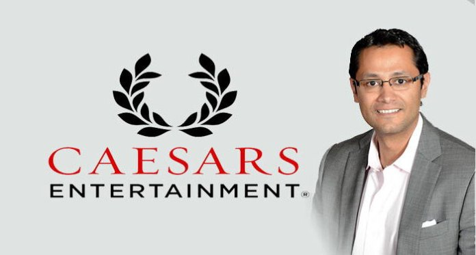 Ruben Sigala New Chief Marketing Officer of Caesars Entertainment