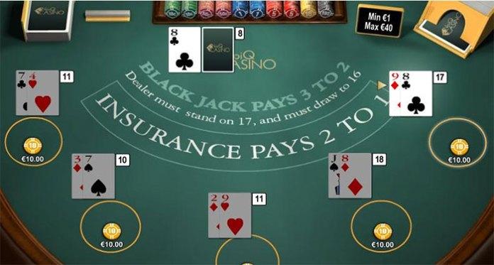 Online Blackjack Strategy Guide