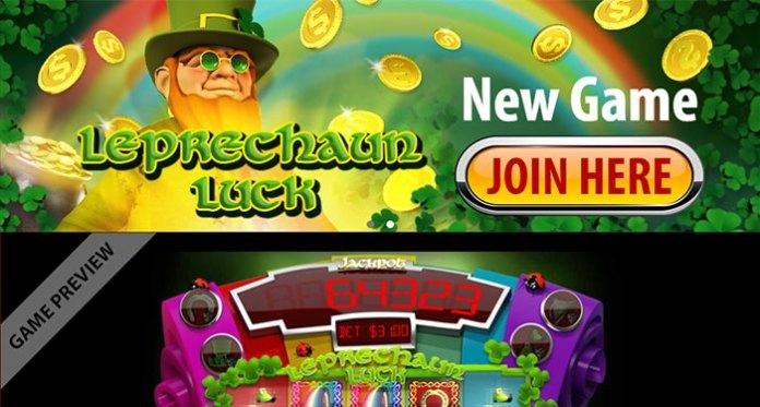 Join Slotland for a St. Patrick's Day of Leprechaun Luck Bonuses