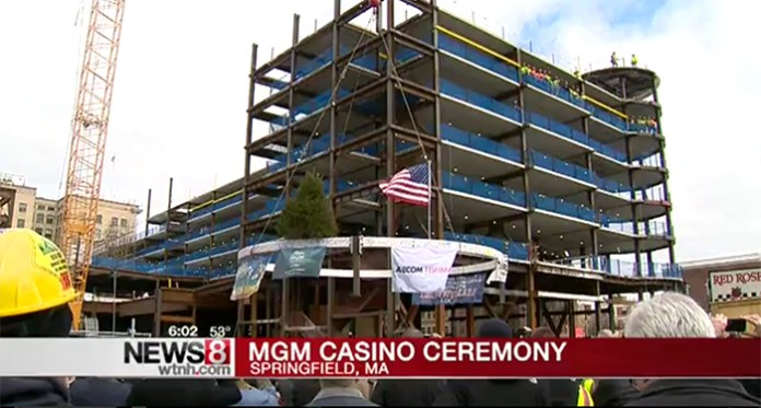 MGM Connecticut Casino Plans Stalled for Springfield Resort