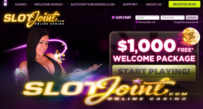 Get Weekly Rewards and Bonuses Exclusively at SlotJoint