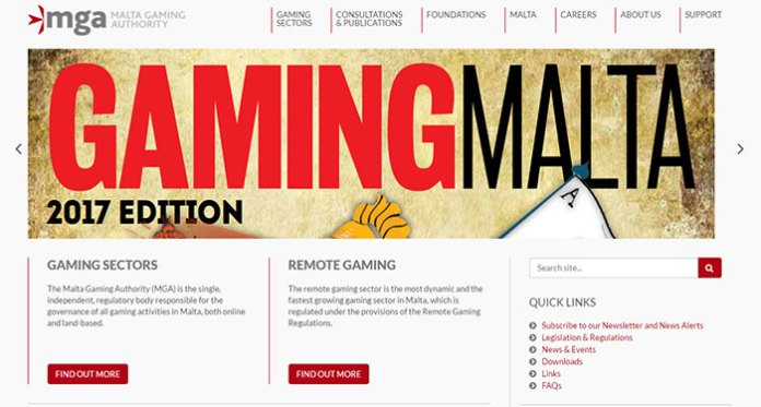 Malta Gaming Authority Suspends Yet Another Remote Gaming License