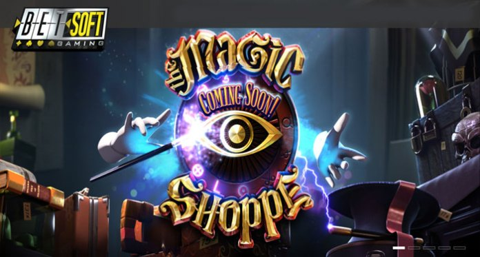 The Magic Shoppe Slot, Mystery and Wonder Await All!