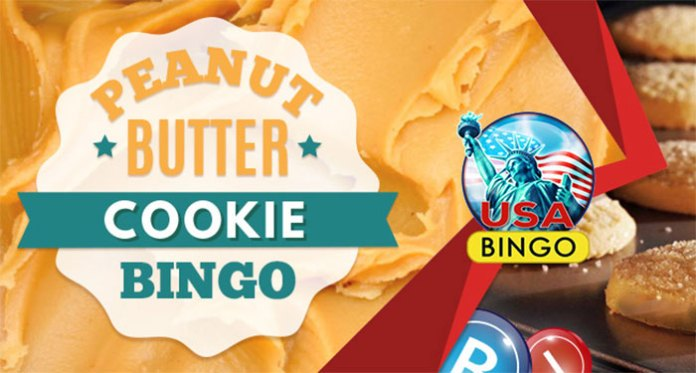Win Delicious Bingo Treats at the Downtown P'nut Butter Cookie Event