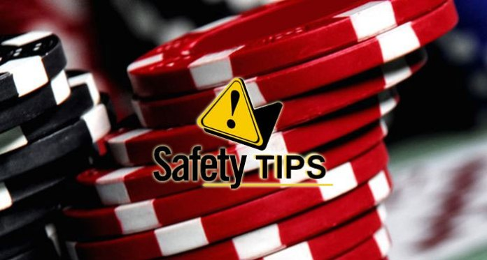 Five Online Casino Safety Tips for Players
