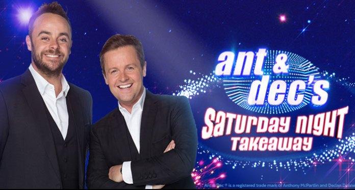 32Red Bingo's New Ant & Dec's Saturday Night Takeaway Bingo