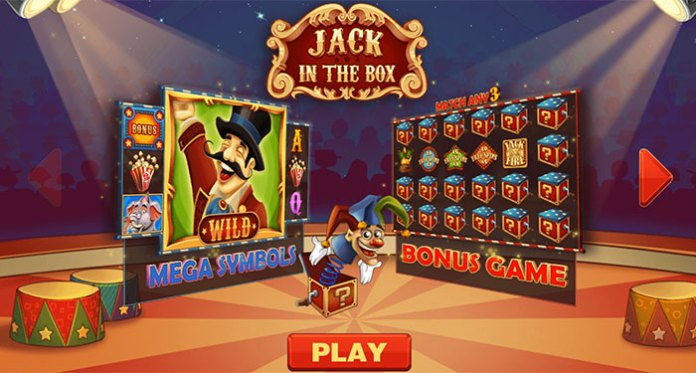 Enjoy the Big Top Circus Spectacle of Pariplay's New Jack in the Box Slot
