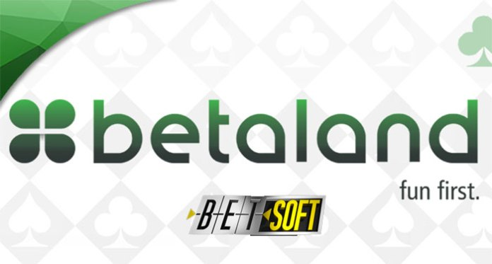 Italy's Operator Betaland Signs New Betsoft Content Deal