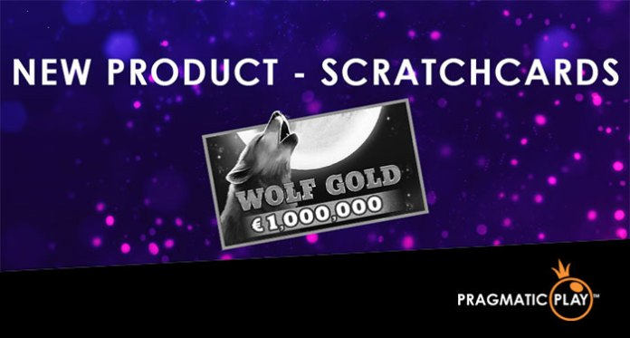 €1 Million Scratchcard Coming Soon from Pragmatic Play