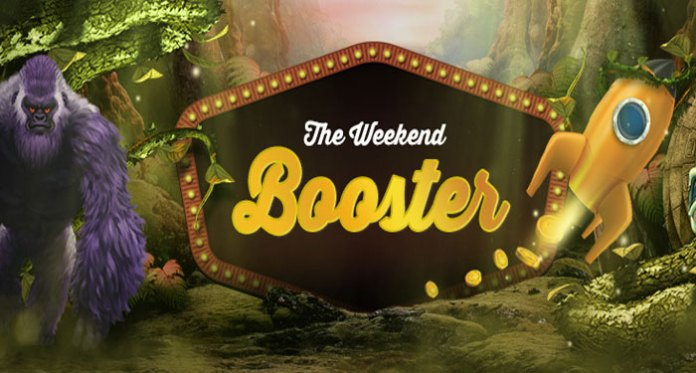 Video Slots Casino Boost Up Your Weekend Promotion