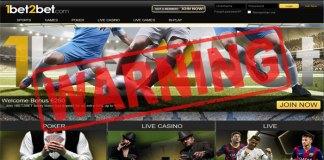 1bet2bet casino warning