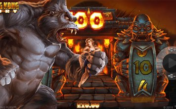 King Kong Fury Slot by NExtGen Gaming