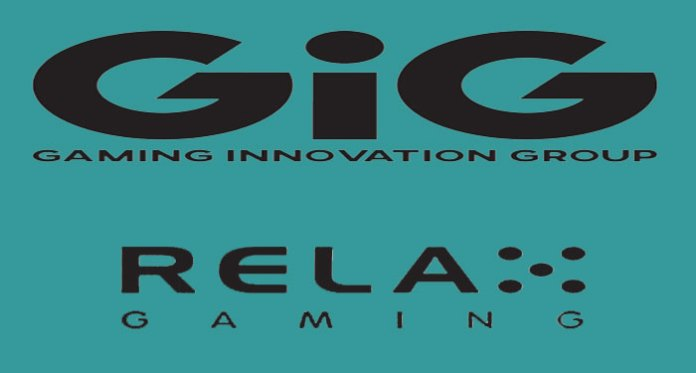 Gaming Innovation Group And Relax Gaming Partnership Deal