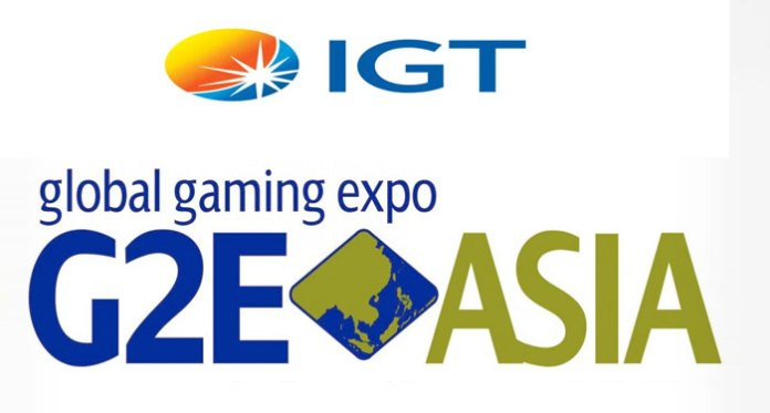 IGT New Slot Games Presenting At G2E Asia 2018