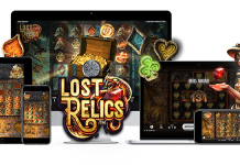 Enjoy a Week of Great Bonuses on New Lost Relics Slot + New Bonuses