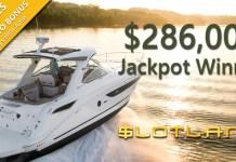 Huge Winner at Slotland as Player Wins $286,206 Jackpot