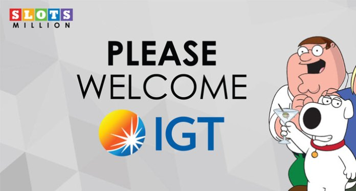 IGT, Alea Make New Deal, Will Provide Over 100 New Games to Casino
