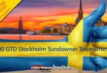 New $1000 GTD Stockholm Sundowner Tournaments at Intertops Poker