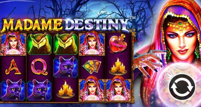 Explore the Mystical World of Madam Destiny's from Pragmatic Play