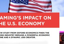 American Gaming Association Releases Study on the US Gaming Industry