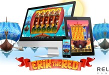 Relax Gaming Launches its Erik the Red Viking Themed Slot