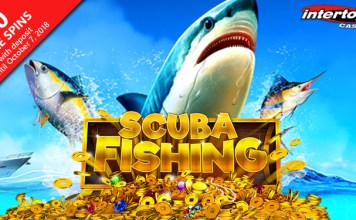 New Bonus on Scuba Fishing at Intertops Get $600 Extra + Spins