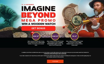 Bonus Spins and a Chance to Win a Luxurious Holzkern Wooden Watch