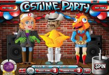 Costume Party Slot Game