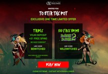 Halloween Bonus Exclusives, Treats of Spooktacular Casino Offers