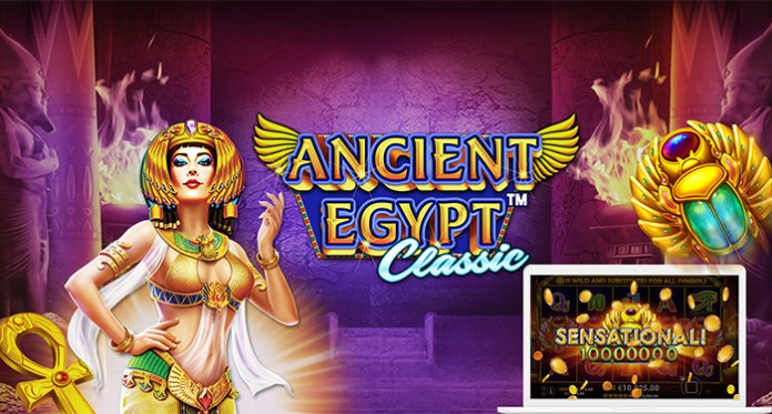 Pragmatic Play Releases its Ancient Egypt Classic Slot on Halloween