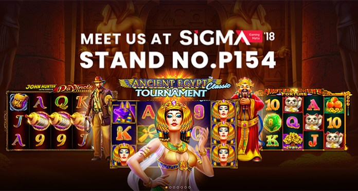 Pragmatic Play is Ready for its Exhibit at this Year's SiGMA Event