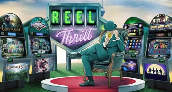 Mr Green Casino Reel Thrill 1000 Spins Bonfire is Hot!