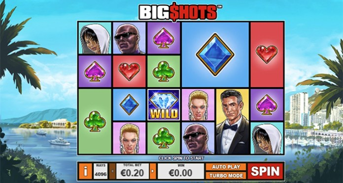 Playtech Set to Launch its Big Shots Slot This Month