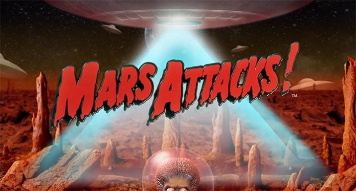 Blueprint Gaming Mars Attack Slot Jackpot Winner