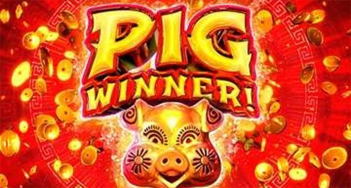Play Pig Winner Slot with 15 Free Spins or 333% up to $3333