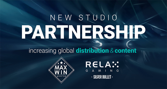 Relax Gaming Strikes Yet Another Deal, This Time with Max Win Gaming