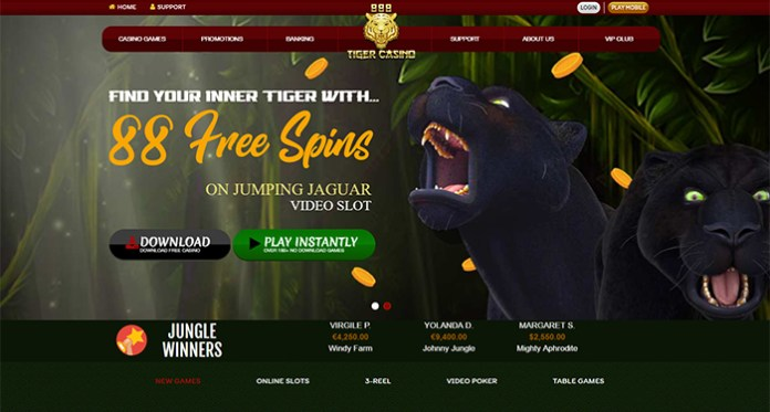 Superior Gaming Group Acquires 888 Tiger Casino