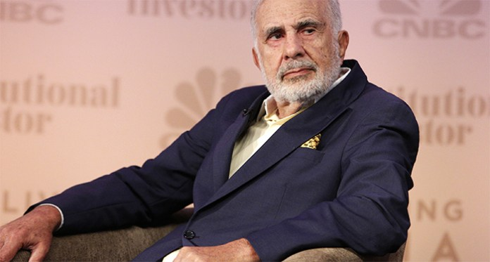 Carl Icahn Believes Merger/Sale is Beneficial for Caesars Shareholders