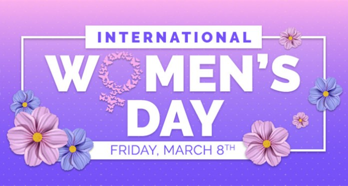 This Week is International Women's Day on Friday at Downtown Bingo
