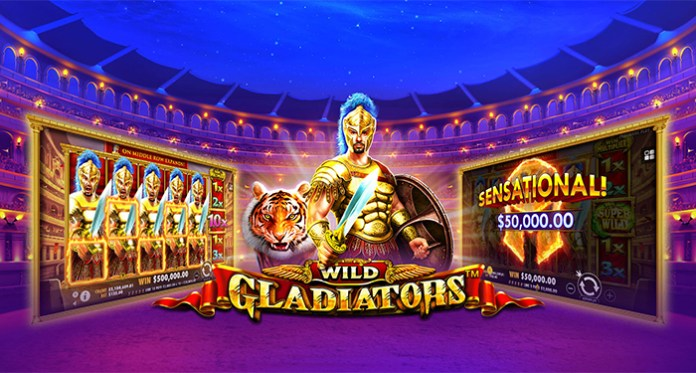 Enter the Colosseum with Pragmatic Play's Wild Gladiators Slot