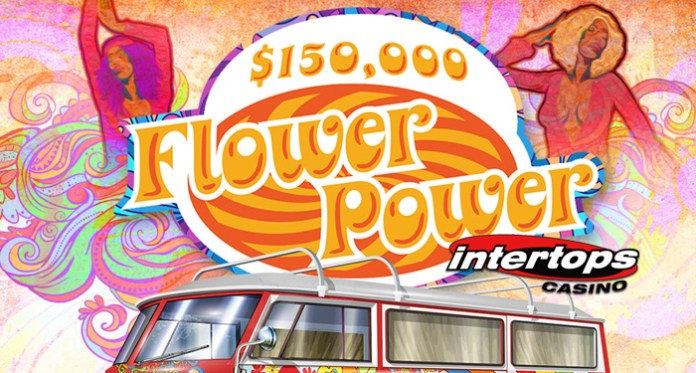$600 May Day Poker Tournament + $150,000 Flower Power Casino Bonus