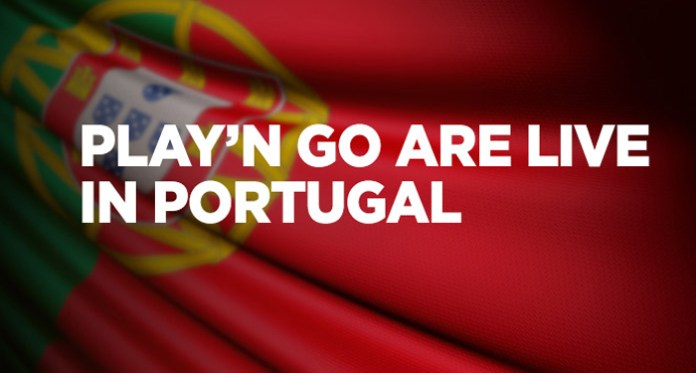 Play'n Go Officially Enters the Portugal Market